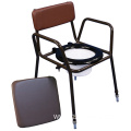 Economy Stacking Commode Chair