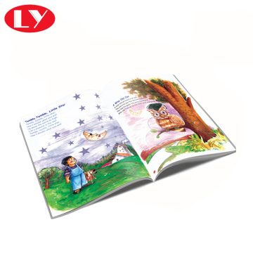 Медианын Children Tales Book Full Color Printed
