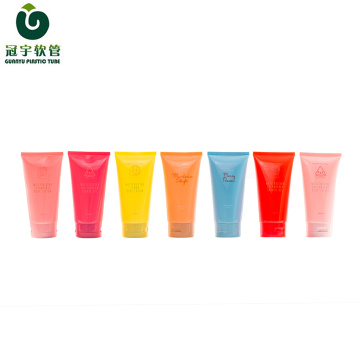 150ml cosmetic plastic tube for body cream packaging