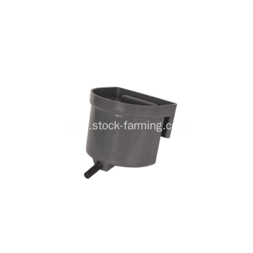 4L Feeding bucket for cow plastic milk bucket