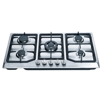 Five Ring Cookers Gas Hob