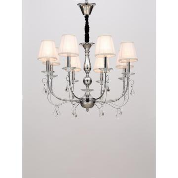 American style Modern Restaurant Decoration Iron Chandelier
