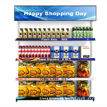 600*200 Shelf LED Digital Advertising Player