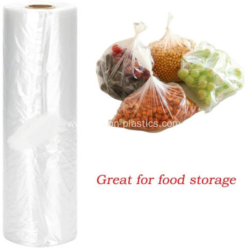 Clear Food Contact Bag for Fruit