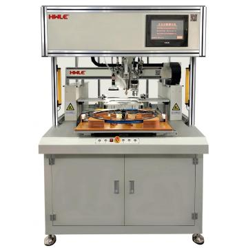 Presion Dragon Door Screw Locking Machine