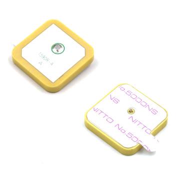 2Pcs GPS GOLNASS Passive Ceramic Antenna GNSS GPS antenna Module ,25mm*25mm*4mm Antenna CER For GPS Antenna Module,1590R-A