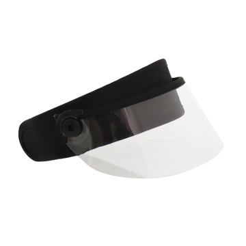 sun visor hat  with  scratch resistant