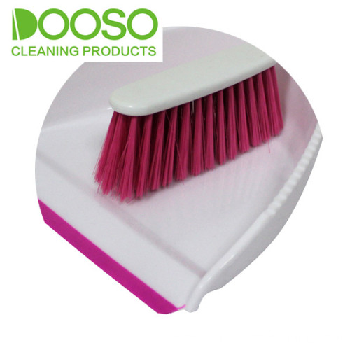 Easy Carrying Dustpan&Broom Set DS-506