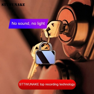 STTWUNAKE voice recorder mini recording dictaphone micro audio sound digital professional flash drive secret record activated