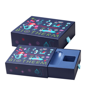 Square Cardboard Drawer Gift Paper Box