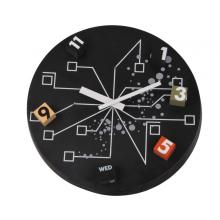 Stars Pattern Beautiful Wall Digital Clock
