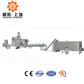 Rice straw processing machine line