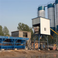 Fully automatic stationary concrete batching plant