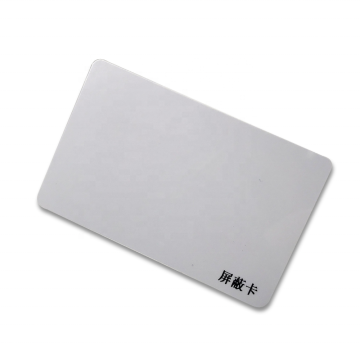 HF RFID Blocking Card NFC Blocker