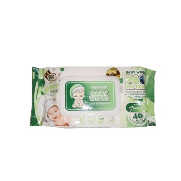 Water Baby Wipes Nonwoven Pure Baby Cleaning Wipes
