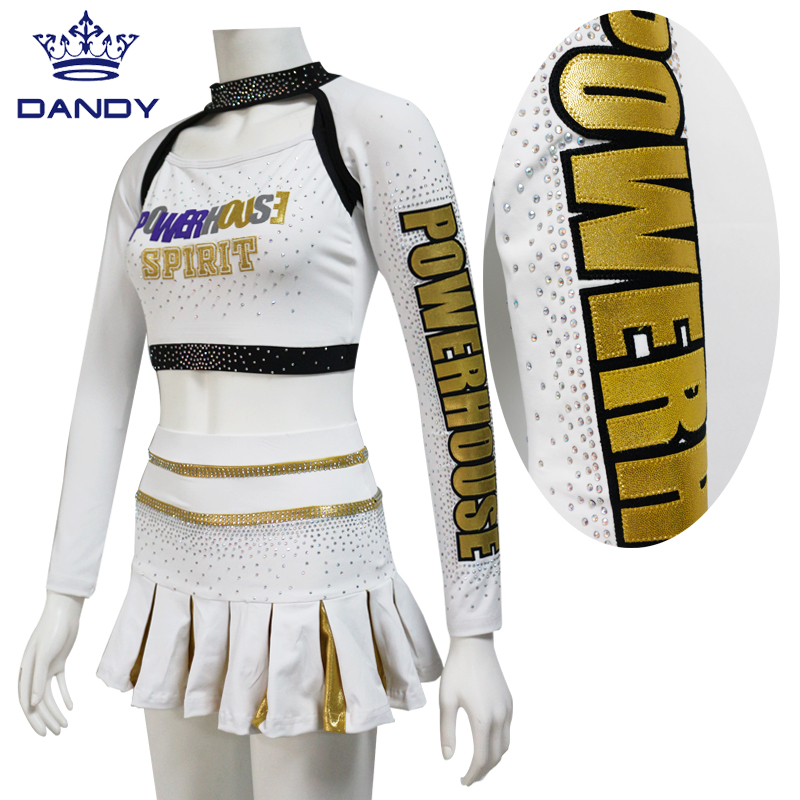 custom cheer uniforms