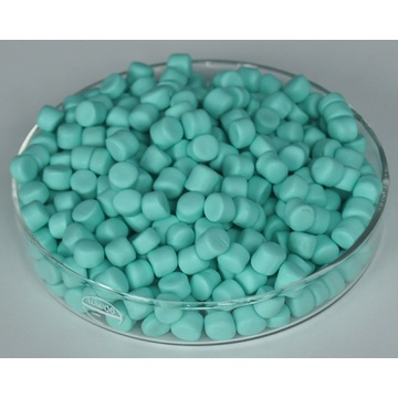 Pre-dispersed rubber chemicals MBTS (DM)
