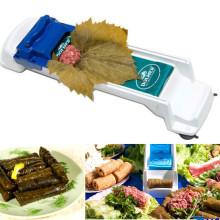 Useful Stuffed Grape & Vegetable Meat Rolling Tool Cabbage Leaf Rolling Tool-Yaprak Sarma Dolmer Roller Machine Moedor De Carne