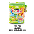 Yuming building blocks 100PCS
