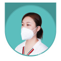 Disposable Earloop Kn95 Face Mask