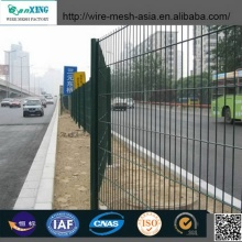 2016 Corrosion Resistance PVC Wire Mesh Fence