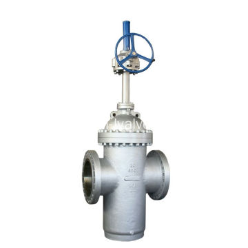 Parallel Double Wedge Flat Gate Valve