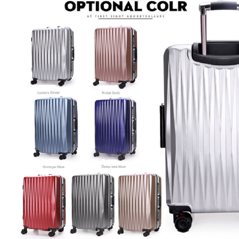 Corlorful Luggage