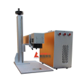 Alumina Optical Fiber Laser Marking Machine