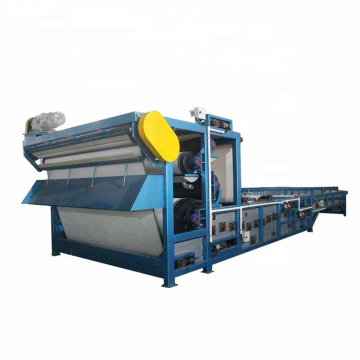 High quality ore dewatering machine of belt filter