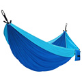 Nylon Swing Hammocks with Tree Straps