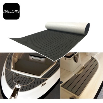 Melor UV-álló EVA Faux Teak Sheet