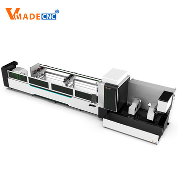 Square Round Tube Laser Cutting Machine 1000W
