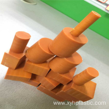 Round Shape Phenolic Laminated Bakelite and CNC Parts
