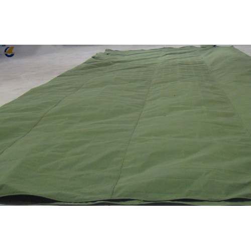 8'x12' Colored Polyester Canvas Tarp