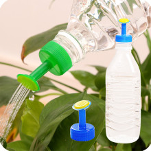Gardening Plant Watering Attachment for Soft Drink Bottle Top Waterers Garden Seed Seedlings Watering Irrigation Supplies 10.25