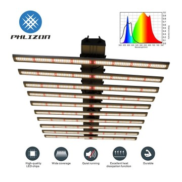 Plante de gradation Grow Lights Led 5/6/8/10 Strip