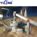 Grass pellet making machine