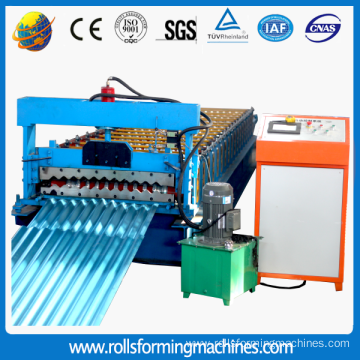 Roof Roll Forming Machine The Newest