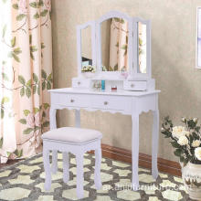New designs Wooden Makeup Dressing Table