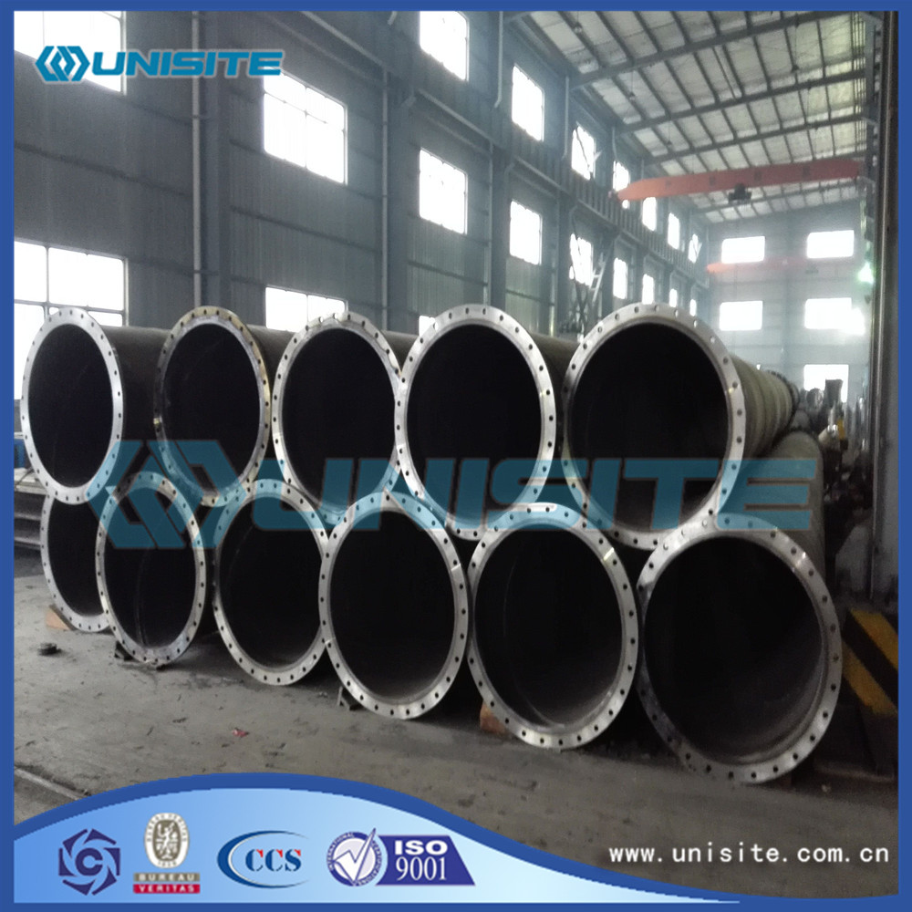 Spiral carbon steel water pipes