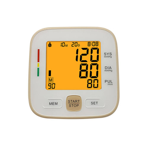 Buy online Digital Standing Blood Pressure Monitor Machine