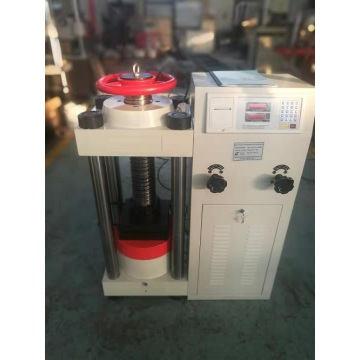 YES-1000 Brick Compression Testing Machine