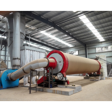 Anti Fire Safety Sawdust Rotary Dryer