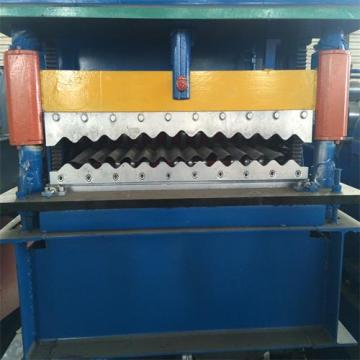 High quality sheet machine corrugated roll forming machine