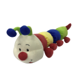 Caterpillar With Rattle Toy