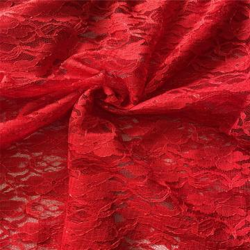 Polyester Lace Fabric for Garment