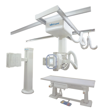 Digital Radiography Ceiling Suspension System