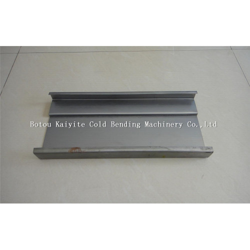 Galvanized Steel Door Guide Rail Forming Machine