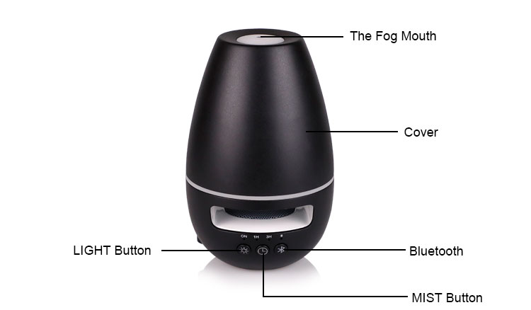 diffuser bluetooth