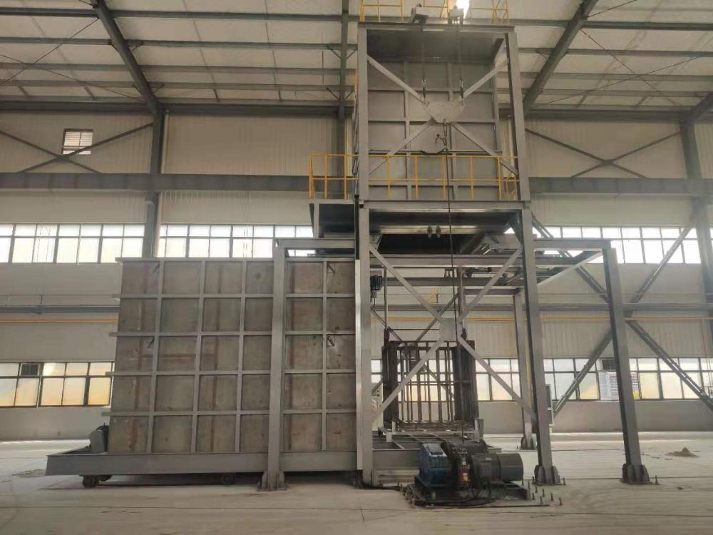 Aluminum Alloy Quenching Furnace